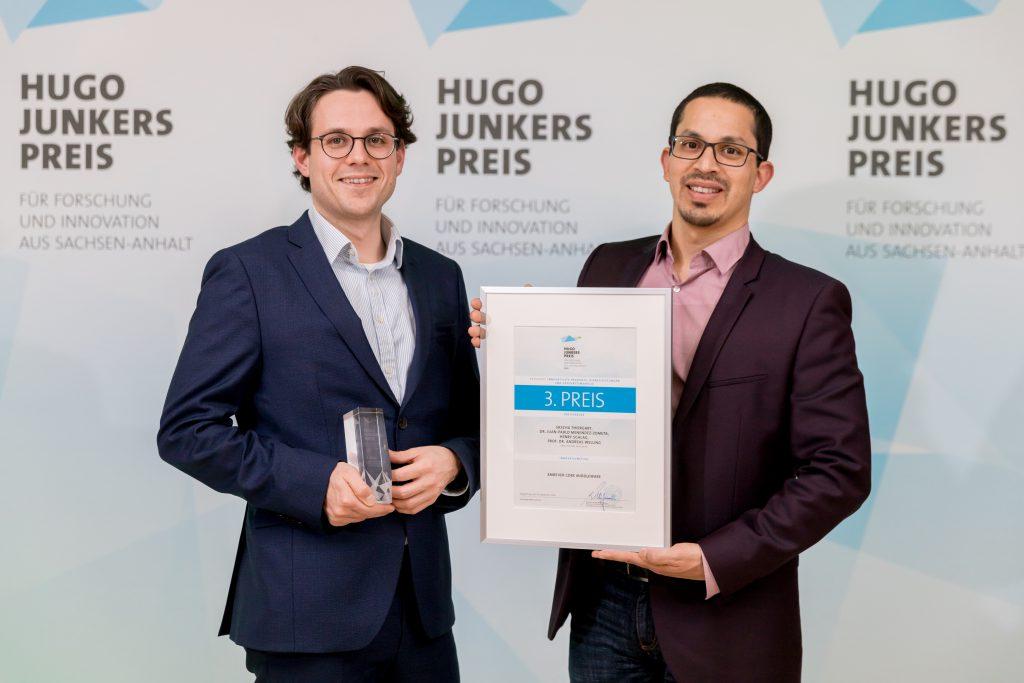 Embever wins prestigious Hugo-Junkers-Price 2018